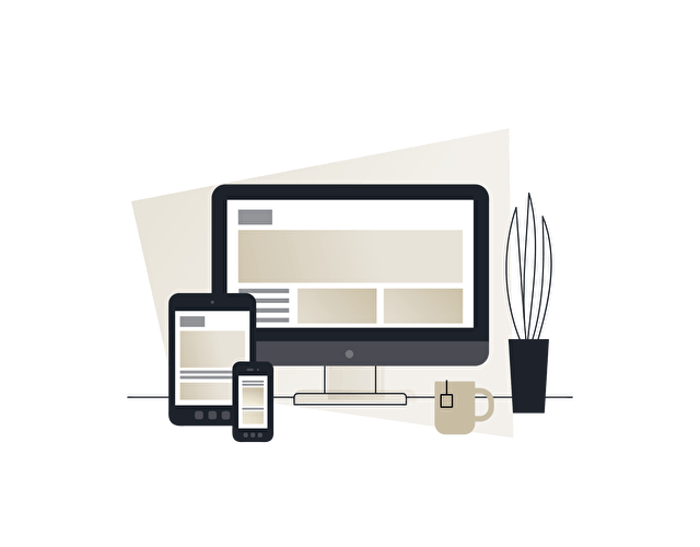 Responsive technology for easy multi-device usage